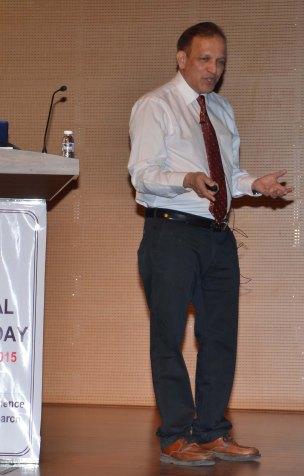 Prof. Satishchandra Ogale