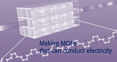 En route to MOF-based electronicdevices