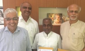 Agreement signed for Smt Indrani Balan Science ActivityCentre