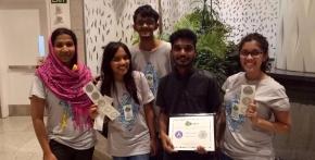 IISER Pune iGEM Team Wins Silver Medal inBoston