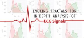 Evoking Fractals for In-depth Analysis of ECGSignals