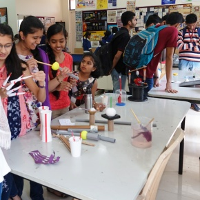 IISER Pune Celebrates National Science Day2019