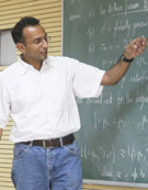 Prof Raghuram named Distinguished Honorary Professor by IITKanpur