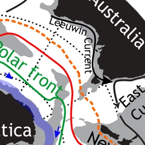 Antarctica, then and now